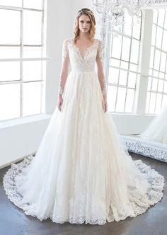 f98570e5a2c 27 Best Winnie Couture Wedding Dresses With Sleeves images