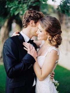 The happy couple   Joseba Sandoval Photography   Bridal Musings Wedding Blog
