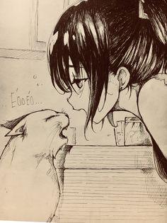 Best online comic book drawing course through Discord Anime Art Girl, Manga Art, Manga Anime, Manga Girl Drawing, Little Girl Drawing, Drawing Hair, Anime Drawings Sketches, Anime Sketch, Manga Illustrations