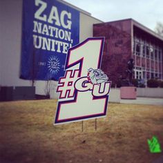 Have you taken your photo with the #1 GU sign outside Crosby Student Center yet? #gonzagabasketball Basketball Playoffs, Rockets Basketball, Gonzaga Basketball, Gonzaga University, Key To My Heart, Stuff To Do, The Outsiders, Student, Sign