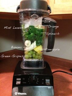 Smoothies are easy and quick to make in the morning. You can drink it on the go and they're very filling. Add an english muffin and you're off.  Excited to try this one!