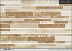 kitchen backsplash tile subway tile brown - Google Search
