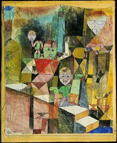 Paul Klee -Introducing the Miracle