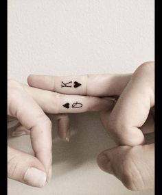 Tatouage pour couples : nos inspirations Pinterest pour un tattoo en duo !