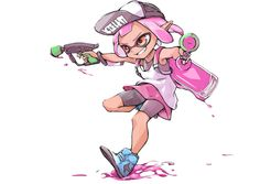 Splatoon 2 splat dualies
