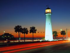 Biloxi Lighthouse, Mississippi