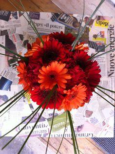bouquet gerbere beargrass