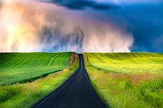 Palouse Photography Thunderstorm Photo Eastern Washington