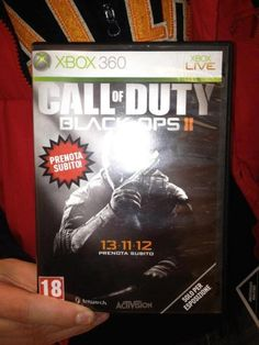 Rumored, but I hope it's fake. CoD (#) is becomin' saturated.