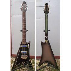guitars rare   ... : Home > Vintage > DEFIL KOSMOS- Poland , vintage electric guitar