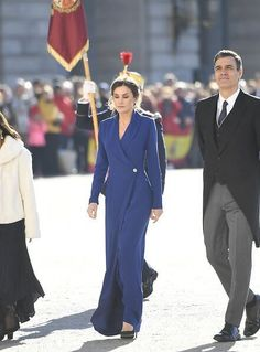 6 January 2020 - King Felipe and Queen Letizia attend Pascua Militar at Madrid Royal Palace Princess Stephanie, Princess Estelle, Princess Charlene, Princess Madeleine, Crown Princess Victoria, Crown Princess Mary, At Madrid, Pregnant Princess, Royal Christmas