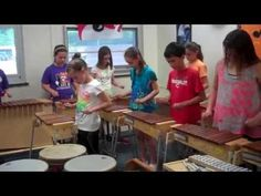 teaching Carl Orff's Street Song - YouTube (Gr. 4's)