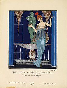 Gazette du Bon Ton - Wikipedia, the free encyclopedia