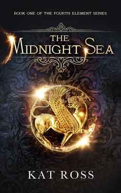 Cover Reveal: The MIdnight Sea by Kat Ross - On sale May 10, 2016! #CoverReveal
