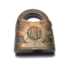 Vintage Antique Yale & Towne Lock