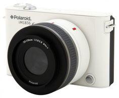 Me alegra ver POLAROID reinventando a sí mismo! Polaroid IM1836 basado en Android, cámara sin espejo ces2013 # # polaroid # sin espejo # android cámara #