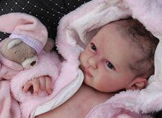 Beautiful Reborn Baby Girl Doll ~ Aurora Sky ~ Sam s Reborn Nursery ~