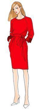 Ebook für das Kleid Ophelia, für das ihr etwas Näherfahrung mitbringen solltet, es gibt keine schwierigen Verarbeitungsdetails, aber für Anfänger ist es doch etwas zu komplex. Ophelia könnt ihr in ganz unterschiedlichen Stoffen arbeiten, wie z. B. Polyestersatin, dünne Baumwolle oder eine Viskose. Denkt bitte daran, dass der Stoff möglichst nicht durchsichtig ist, da es ohne Futter gearbeitet wird.
