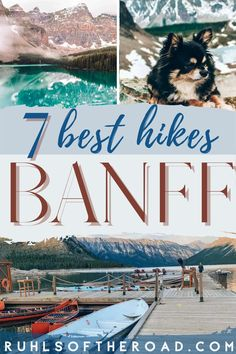 Best things to do in Banff National Park, Alberta Canada! Must see stops while visiting Canada's National Parks & a perfect travel itinerary for a trip to Banff, Canada. Banff National Park Things To Do | Banff National Park Lake Louise | Banff National Park Summer | Banff National Park Hiking | Banff National Park Camping | Banff National Park Itinerary | Banff National Park Canada | Banff National Park Road Trip | Banff Travel Guide | Banff Vacation | Banff Tips | Banff Videos #banff #canada