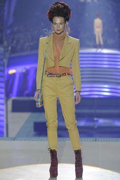Vivienne Westwood RTW S 2014 - Mesh
