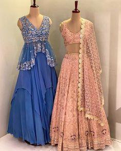 Designer Wear Stores in Mumbai, Delhi, Bangalore at Pernias Pop Up Shop Woman Dresses, Girls Dresses, Cape Lehenga, Neeta Lulla, Wear Store, Pernia Pop Up Shop, High Tide, Instagram Worthy, Indian Ethnic Wear