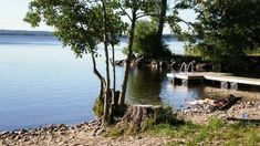 Naturnaher Campingplatz mit herrlichen schattigen Grünflächen, Wanderwegen, Fahrradwegen und Kanustrecken am Ufer des Sees Ringsjön mitten in Skåne. Wir haben neue Ferienhäuser, Stellplätze für Woh...