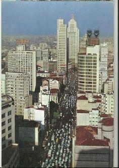 São Paulo em postais da década de 60 - SkyscraperCity