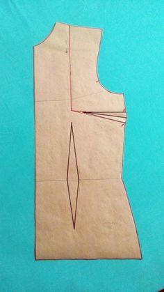 Dress Patterns, Sewing Patterns, Pattern Drafting, Fabric Manipulation, Pants Pattern, Pattern Making, Kids Wear, Sewing Hacks, Hand Embroidery