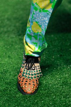Prada Mens Shoe Fall 2012