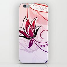 Buy Bright Floral Design by Groovyfinds as a high quality iPhone & iPod Skin. Worldwide shipping available at Society6.com. Just one of millions of…