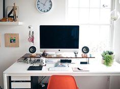 Jeff Sheldon's desk