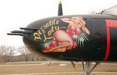 ww2 plane nose art - Google Search