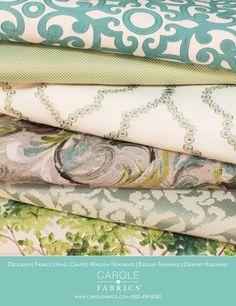 1000 images about veranda magazine ads on pinterest for Magazine boards fabric