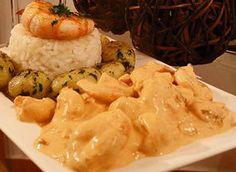 Receita de Strogonoff de Frutos do Mar - http://www.receitasja.com/receita-de-strogonoff-de-frutos-do-mar/