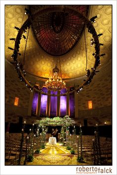 42 best wedding reception venues wedding decorations wedding wedding venue in new york gotham hall photo by roberto falck photography www junglespirit Choice Image