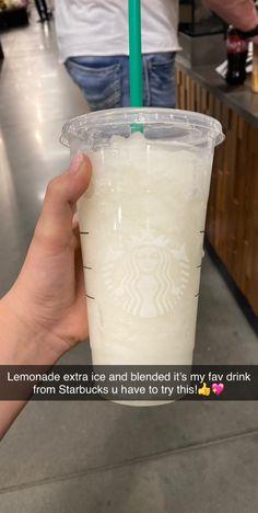 Cold Starbucks Drinks, Bebidas Do Starbucks, Healthy Starbucks, Starbucks Coffee, Starbucks Hacks, Starbucks Secret Menu Drinks, Coffee Drink Recipes, Coffee Drinks, How To Order Starbucks
