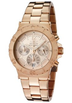Price:$134.99 #watches Invicta 1277, Collectively matching anyone's style, this classy Invicta, with its cool, bold design, will elegantly go with any suit.