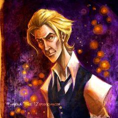 The Sovereign Bowie by SpookyChan.deviantart.com on @DeviantArt