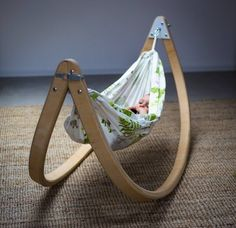 15 Inexpensive DIY Hammock Stand Tutorial/ Guide - Baby Bed , 15 Inexpensive DIY Hammock Stand Tutorial/ Guide hammock stand diy Kid's Room. Baby Hammock, Hammock Swing, Baby Swings, Indoor Hammock, Hammock Ideas, Hammocks, Hammock Diy Stand, Hammock In Bedroom, Wooden Hammock Stand