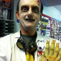 Evil Mad Scientist Costume - good ideas
