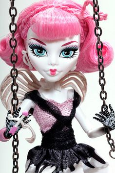 C.A. Cupid. Monster High.