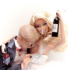 Barbie Gone Bad