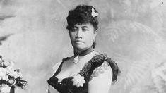 Queen Lili'uokalani (1838-1917) was the first sovereign queen, and the last monarch of Hawai'i, who assumed the throne in the midst of a government takeover by American business owners supported by the U.S. military. After being deposed and placed under house arrest, she fought to preserve native Hawaiian rights and traditions.