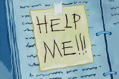 """spongebobfreezeframes: """"Uhh, Eugene, I think you. Spongebob Cartoon, Funny Cartoon Memes, Spongebob Memes, Cute Memes, Cartoon Pics, Spongebob Squarepants, Spongebob Time Cards, Meme Pictures, Reaction Pictures"""
