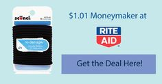 Rite Aid: FREE Scunci Bands Plus Make Money!