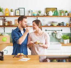 Freude am gemeinsamen Kochen - Einfach gemacht! #kochen #rezepte #gesundkochen Joy Of Cooking, Easy Cooking, Vegetarian, Good Ideas
