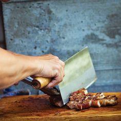 Grilled Pork Chops with Sweet Lemongrass Marinade  Recipe  at Epicurious.com
