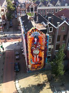 Rotterdam, The Netherlands Rotterdam, 10 Picture, New City, Street Art Graffiti, Land Art, Public Art, Monuments, Netherlands, Dutch