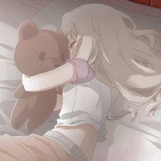 Manga icons aesthetic anime girl anime girl kawaii b Kawaii Anime Girl, Manga Kawaii, Loli Kawaii, Anime Art Girl, Anime Girls, Sad Anime, Manga Anime, Anime Wolf, Yuumei Art