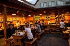 Produce Row Cafe | Portland Bars, Happy Hour, Patio, Beer and Whiskey Pairings | 204 SE Oak Street Portland, Oregon